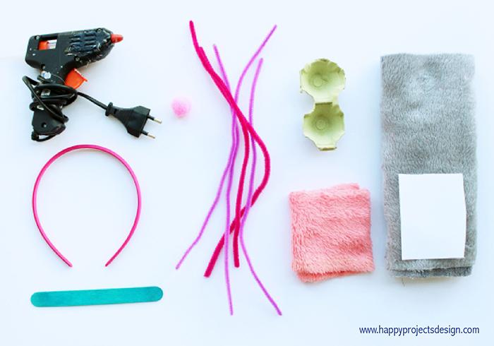 DIY: disfraz de conejito de Pascua