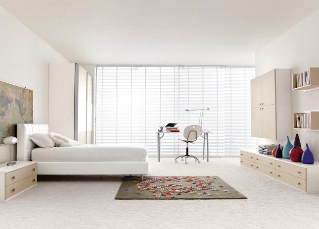 Dormitorios juveniles para chicos dormitorios con estilo - Muebles juveniles modernos ...