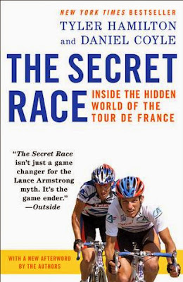 The Secret Race by Tyler Hamilton and Daniel Coyle - book cover