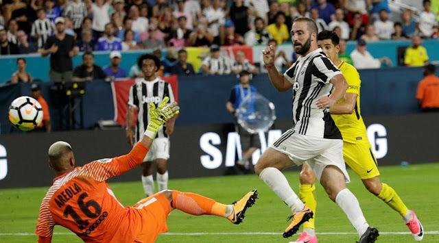 Terkini [Video] Cuplikan Gol Paris Saint-Germain 2-3 Juventus: Bianconeri Raih Kemenangan Perdana Di Sabung Pramusim