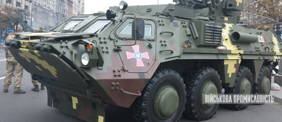 Завод ім. Малишева складає іспит на спроможність виробництва корпусів БТР-4