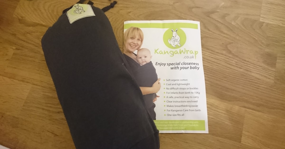Blogging Beautifully Kangawrap Review Giveaway