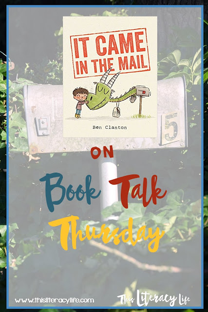 Getting mail can be so much fun, but what happens when you get way too much? Find out more in this Book Talk Thursday edition.