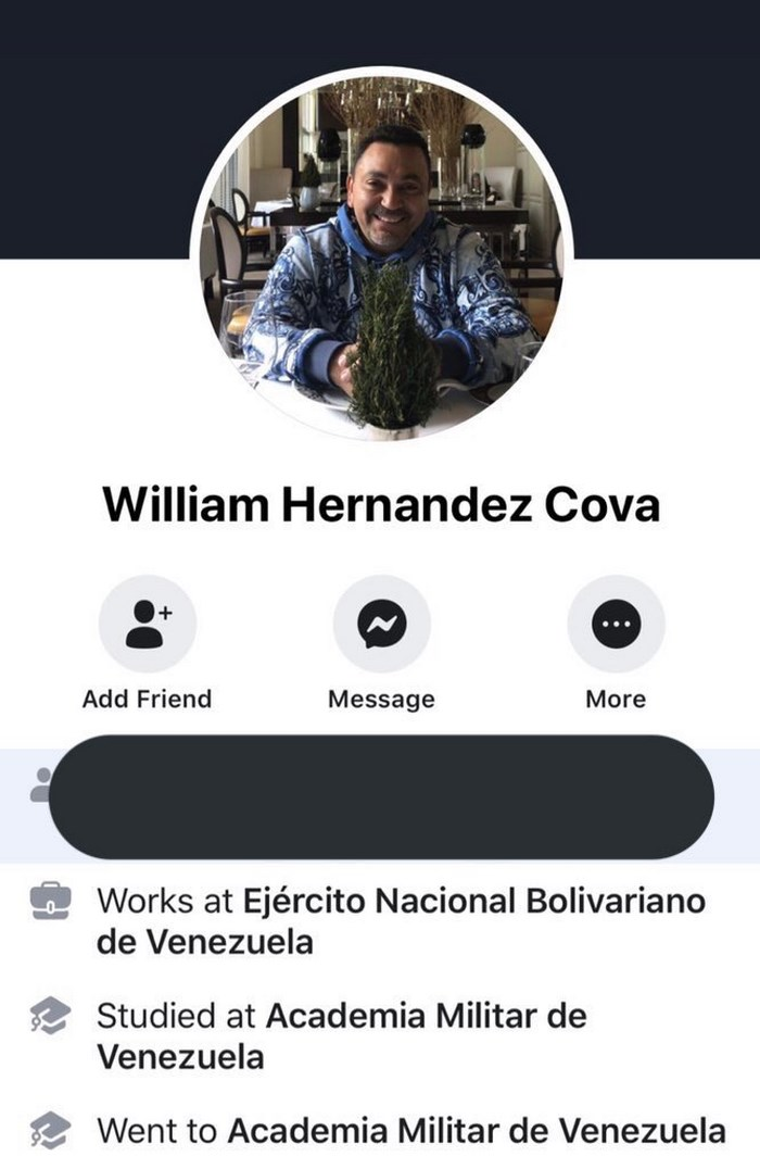 William Hernández Cova