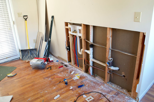 Ck And Nate Header Washer And Dryer In The House