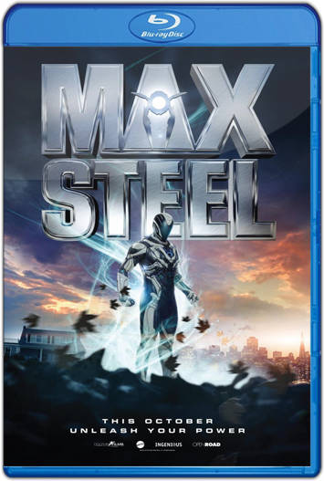 Max Steel (2016) HD 1080p y 720p Latino