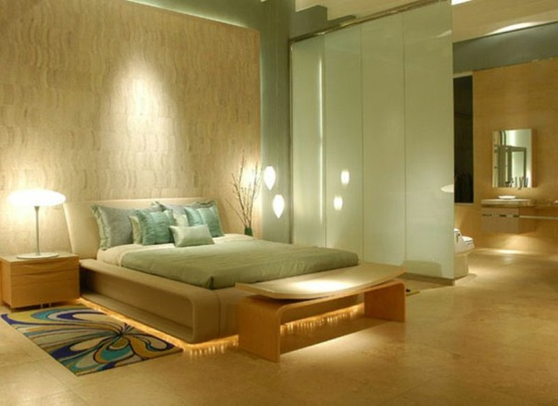 terrific relaxing bedroom decorating ideas | Foundation Dezin & Decor...: Relaxed Bedroom Designing.