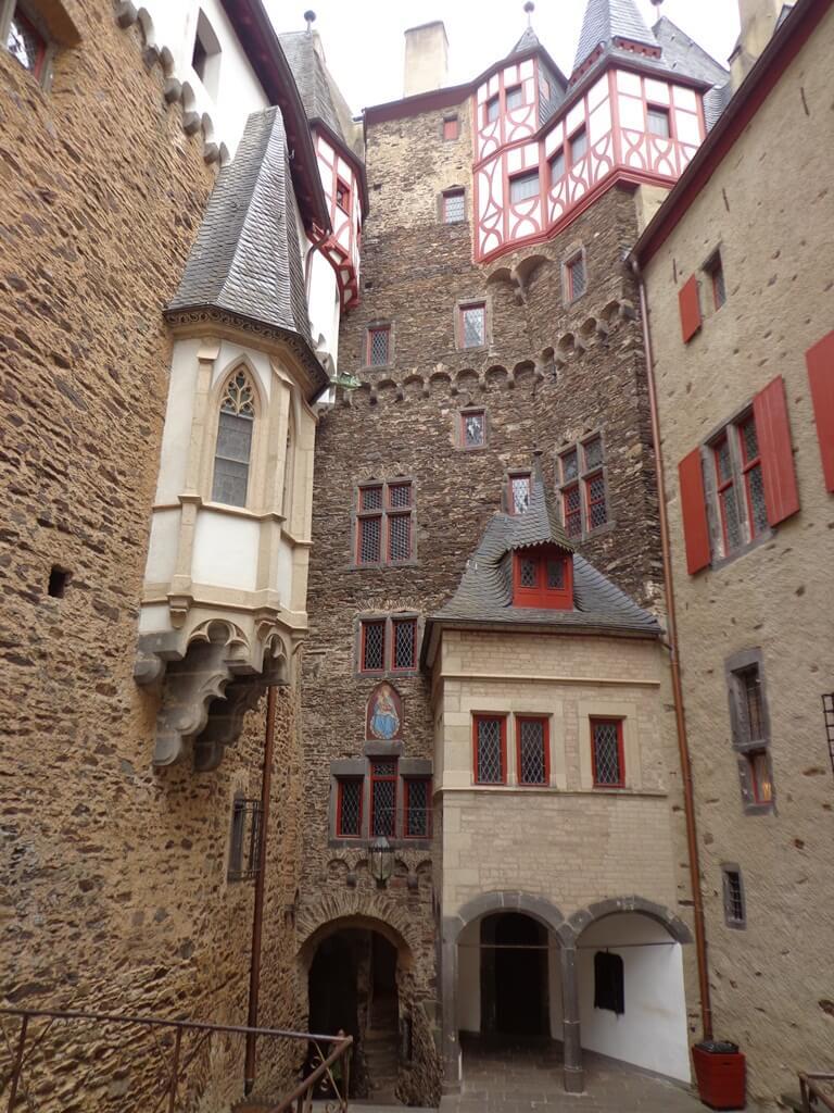 Burg Eltz na Alemanha