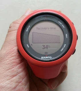 นาฬิกาสำหรับไตรกีฬา Suunto Ambit3 Sport BananaRun