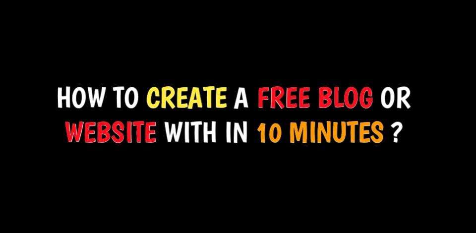 Blogger, wordpress, squarespace,tumblr,
