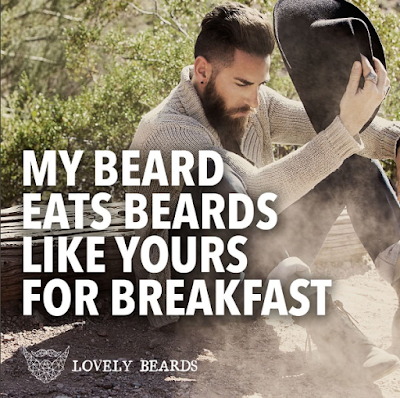 LOVELY BEARDS: NATURAL BEARD OILS & BALMS