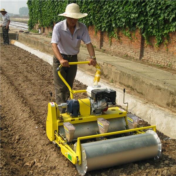 Zhengzhou Aix Machinery Home Use 2 Row Vegetable Seed Planter