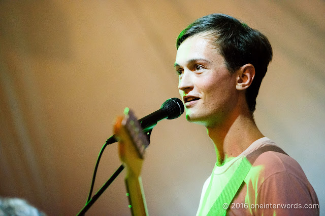 Ought at Hillside Festival at Guelph Lake Island July 22, 2016 Photo by John at One In Ten Words oneintenwords.com toronto indie alternative live music blog concert photography pictures
