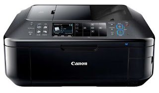 Printers that offering especial lineament Canon PIXMA MX892 Printer Driver Download