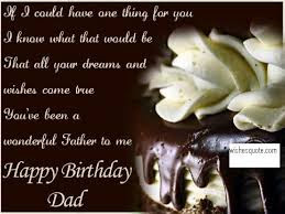 happy birthday father