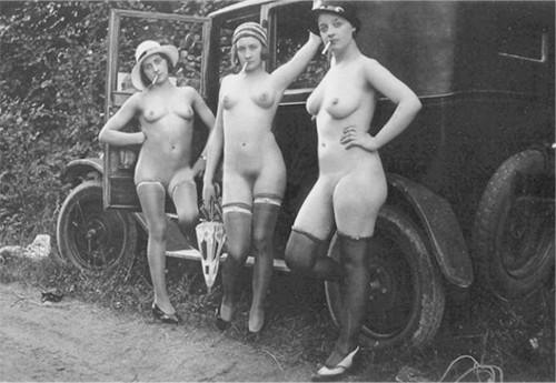 Nude In Art History 79