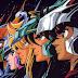 CachecolNews - Álbum de Figurinhas dos Cavaleiros do Zodíaco