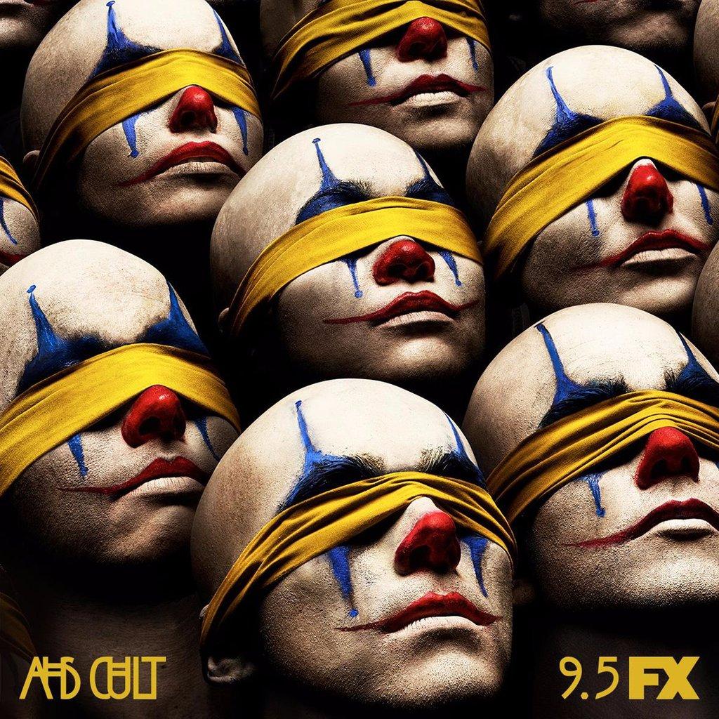 American Horror Story CULT - Poster payasos