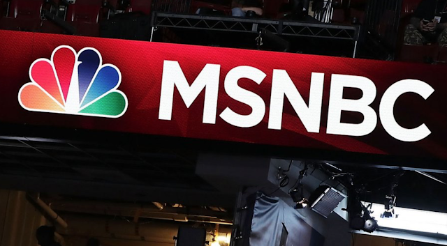 MSNBC #1 In Primetime