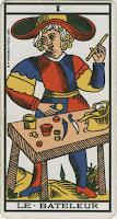 El Mago- Tarot de Marsella