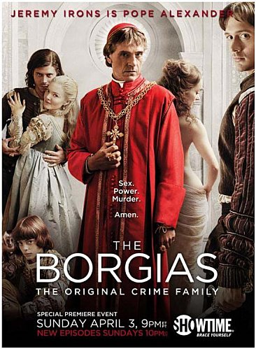 The Borgias – Saison 1 [Complete] [Streaming] [Telecharger]