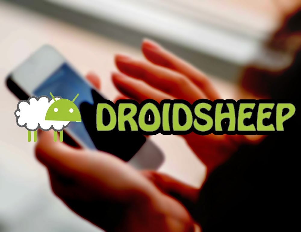 DroidSheep Tool - Android App