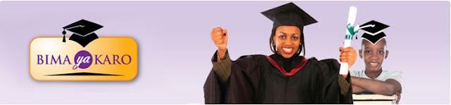 Bima ya karo educational policy from Madison insurance