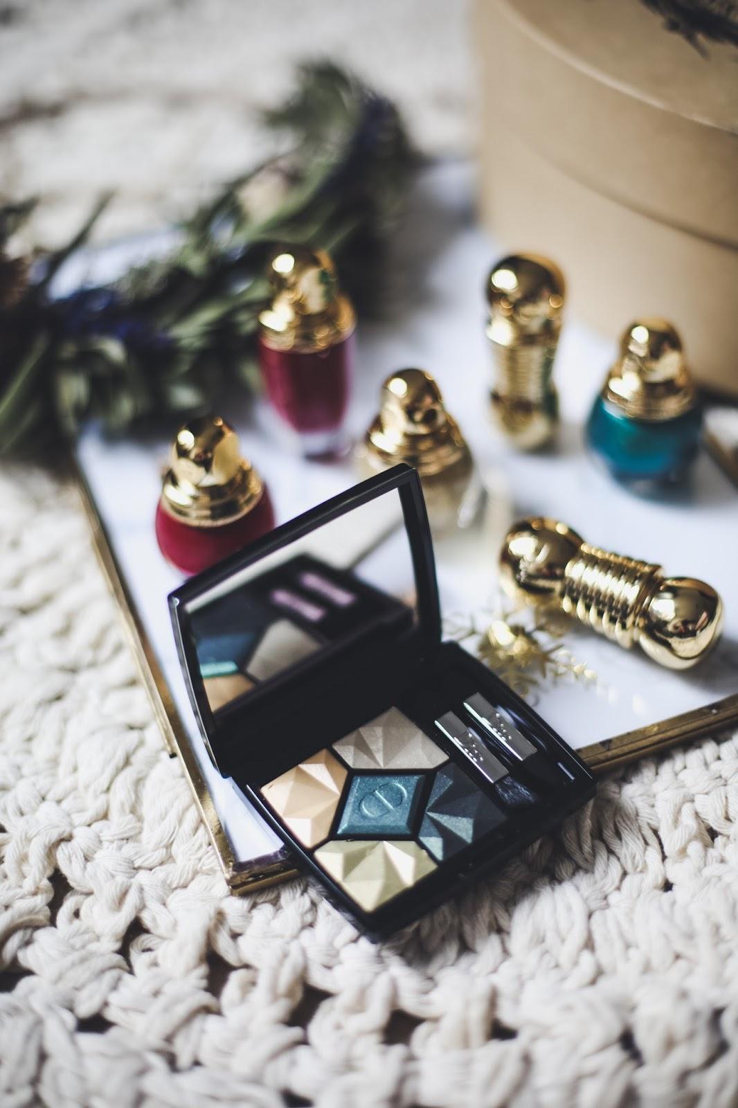 Palette 5 couleurs Precious Rocks édition limitée Noël 2017
