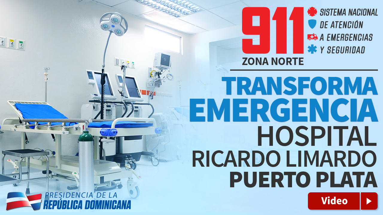 VIDEO: 911 zona Norte transforma emergencia Hospital Ricardo Limardo