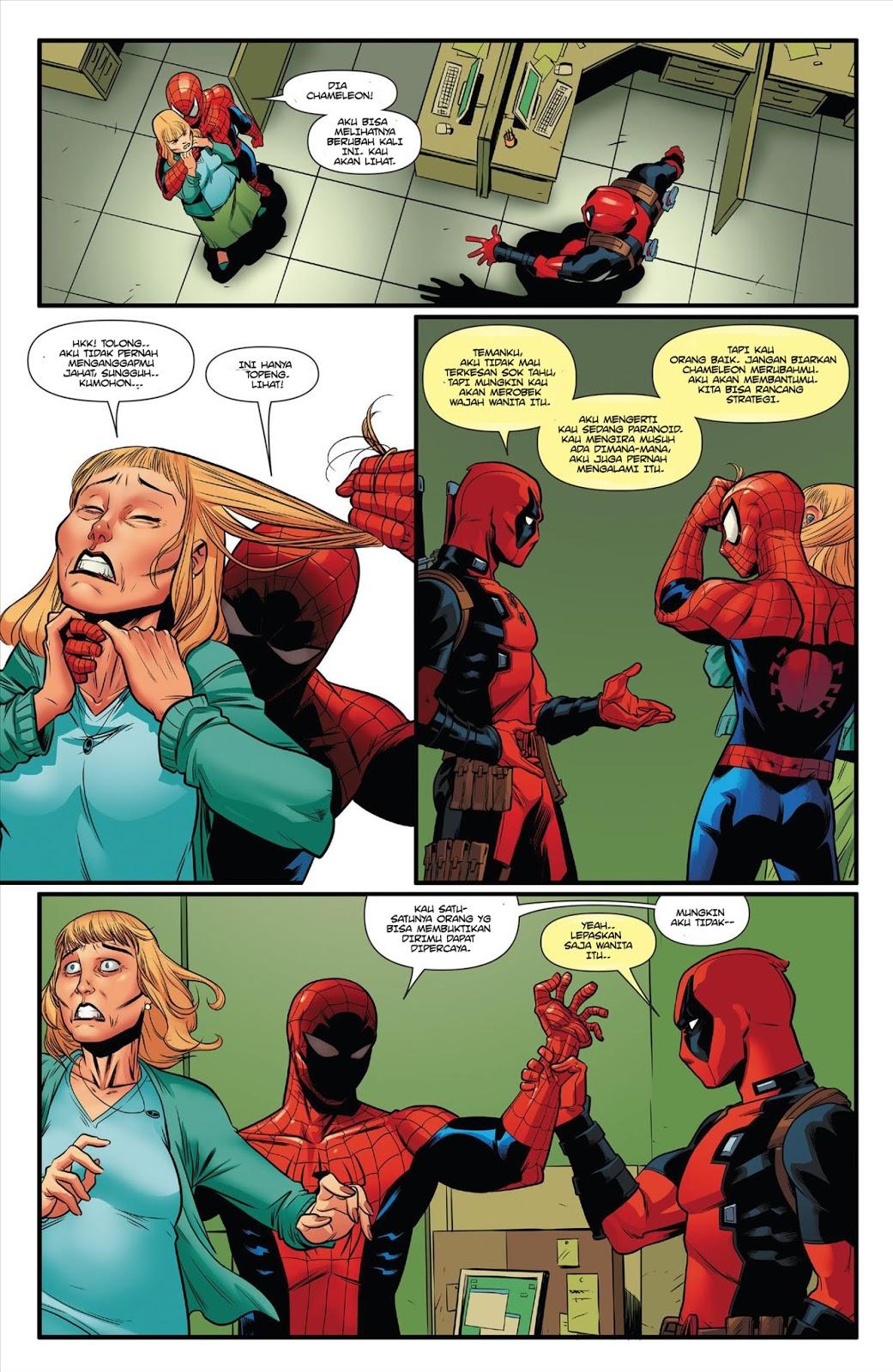 Baca Komik Marvel Gratis : Deadpool Annual