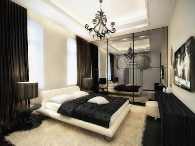 Aprenda a decorar o quarto de casal em branco e preto com nossas dicas.