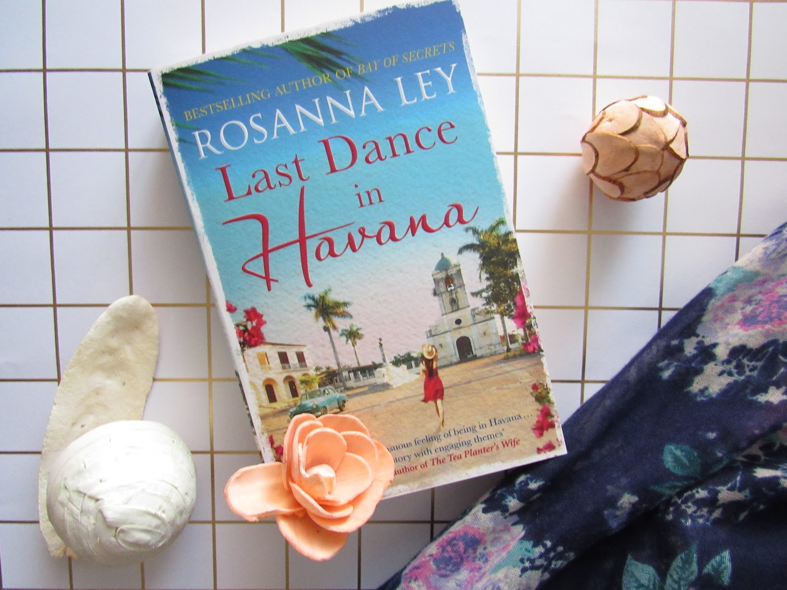 Blooming Fiction, lifestyle blog, book review, Last Dance In Havana