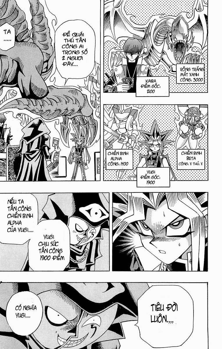 YUGI-OH! chap 188 - sức mạnh kết hợp! trang 14