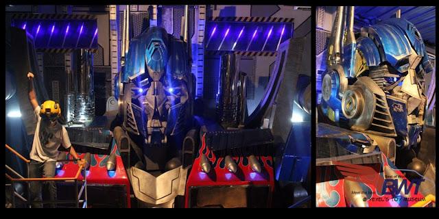 yexel toy museum optimus prime
