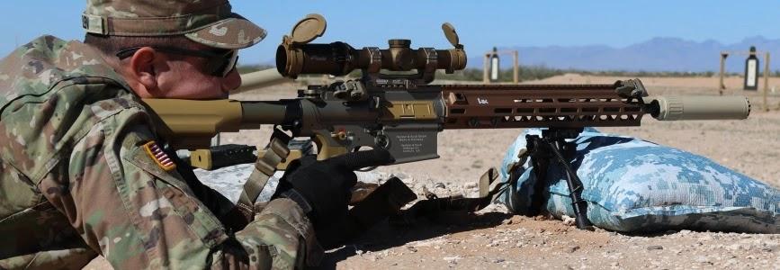 гвинтівка M110A1