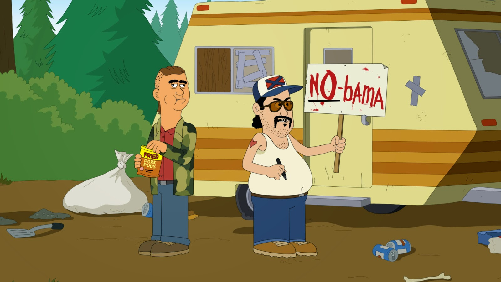 Brickleberry-cancelada-tercera-temporada