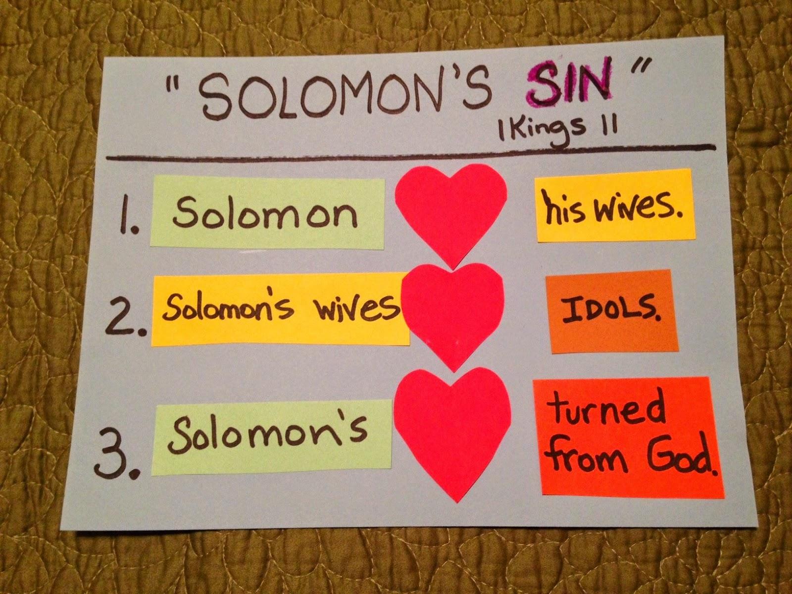 Children S Bible Lessons Lesson