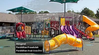 Mengenal Pendidikan Prasekolah (PAUD) di Indonesia