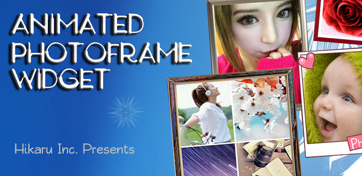 Image result for Animated Photo Frame Widget apk