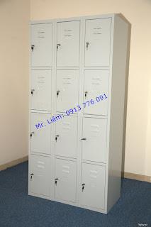 Tủ Locker 12 Ngăn Godrej