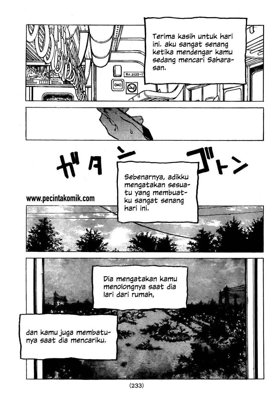 Koe no Katachi Chapter 15-20