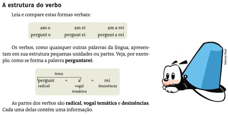 Prof.ª Teresa Cristina: Exercícios do livro didático (7º ano)
