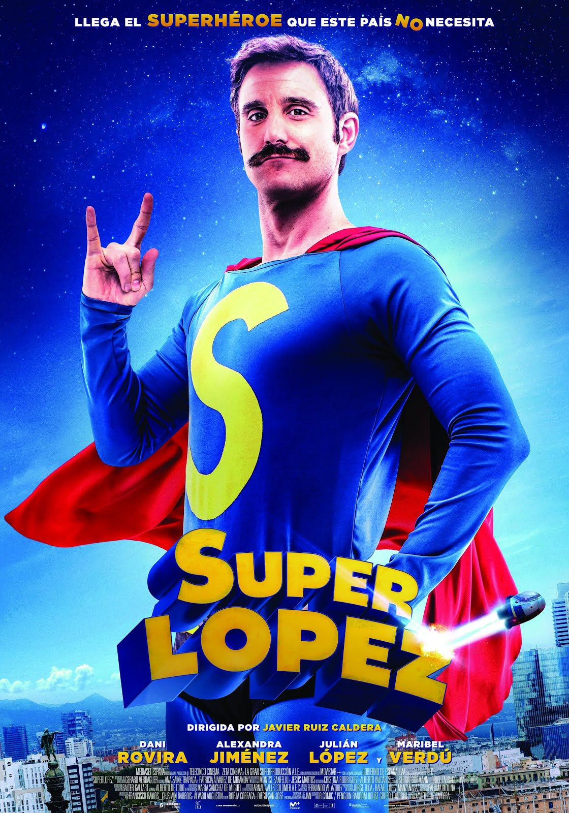 Superlópez en el fancine