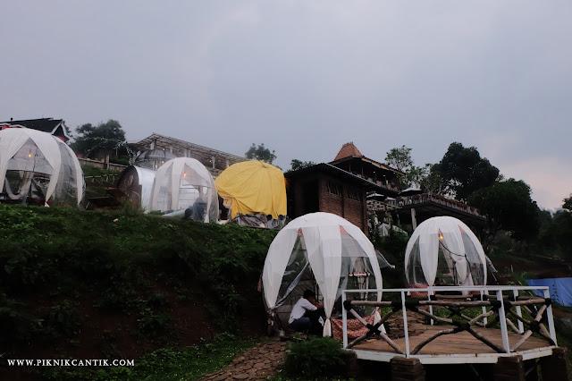 area balon di Tafso