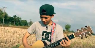 Lirik Lagu Tegar - Bukti ( Cover)