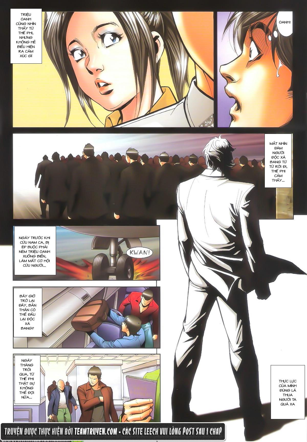 Người Trong Giang Hồ chapter 1604: hồng hưng vs trường lạc trang 28