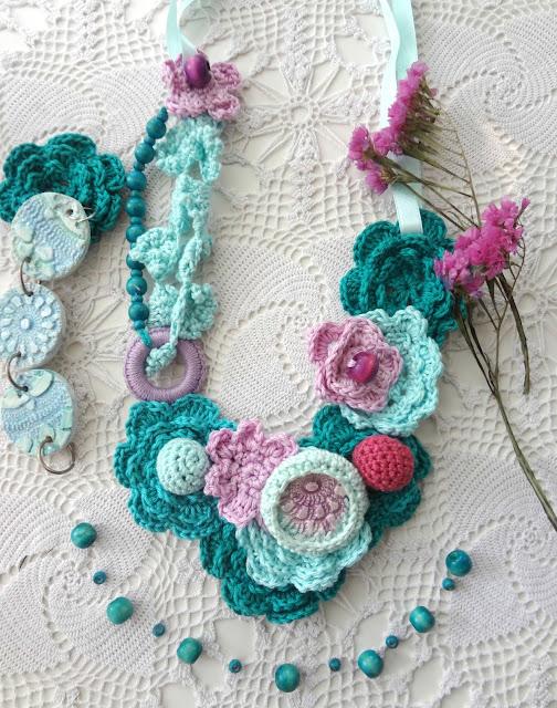 Mix & Match: Kahlo Necklace