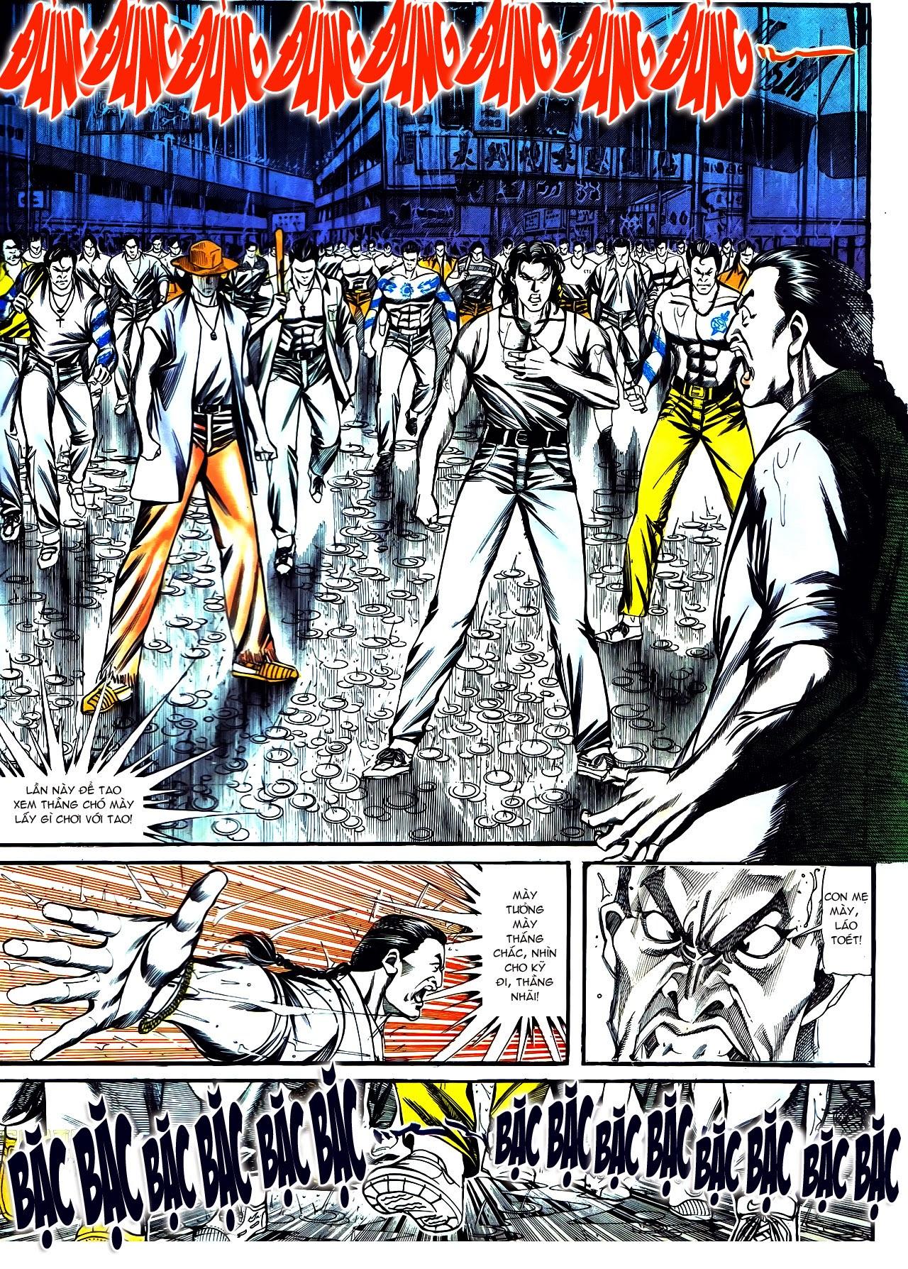 Người Trong Giang Hồ chapter 126: bá chủ trang 5