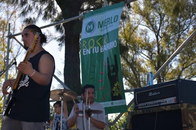 "Libertad vivió el Festival ""Rock en tu Barrio"""