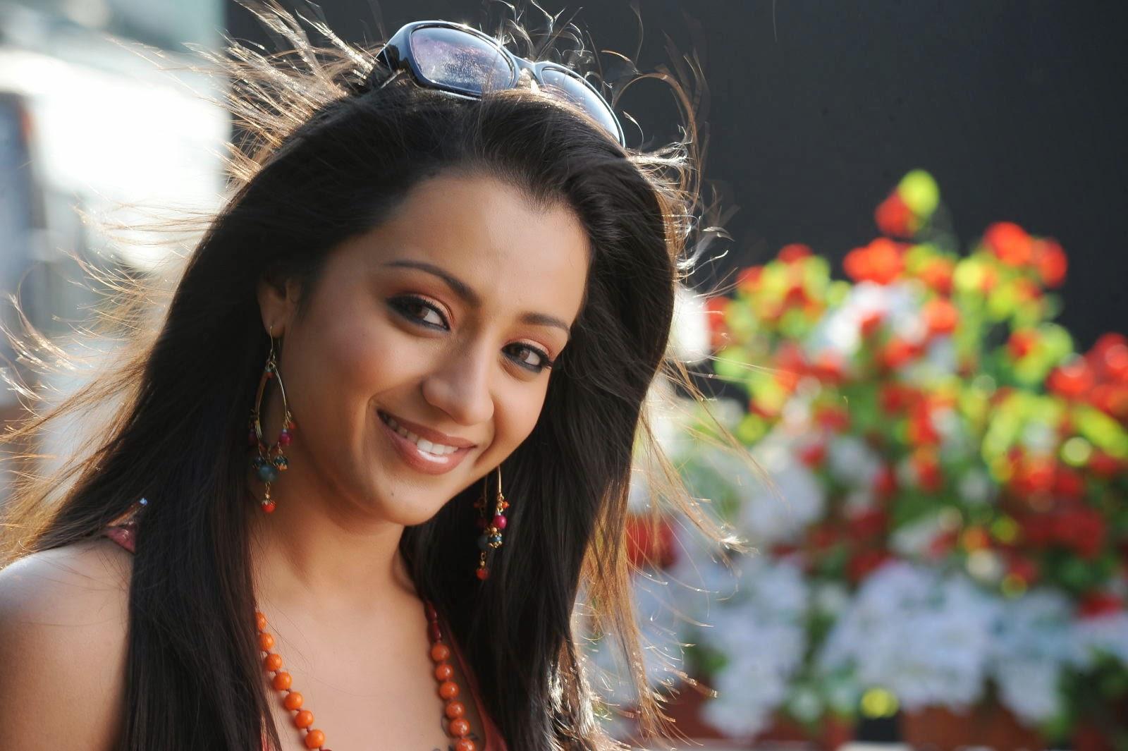 Trisha Krishnan Hot Shoot Images HD